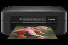 impressora Epson XP-243 vista frontal